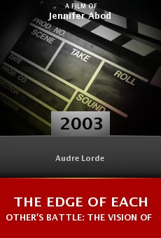 The Edge of Each Other's Battle: The Vision of Audre Lorde online free