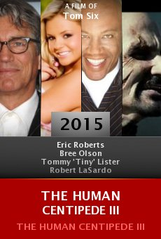 The Human Centipede III (Final Sequence) online free