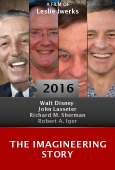Ver película The Imagineering Story