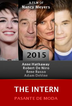 Watch The Intern online stream
