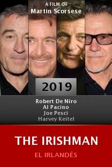 Ver película The Irishman