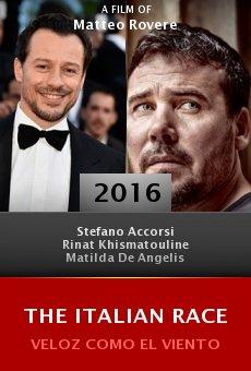 Watch The Italian Race online stream