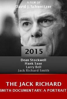 Ver película The Jack Richard Smith Documentary: A Portrait of an Artist