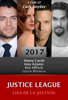 Ver película The Justice League Part One