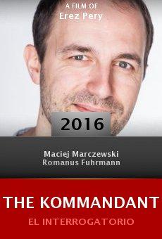 The Kommandant online