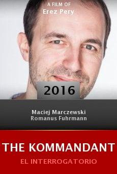 Watch The Kommandant online stream