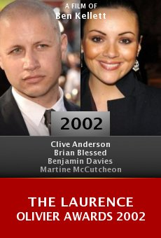 The Laurence Olivier Awards 2002 online free