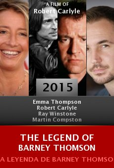 The Legend of Barney Thomson online free