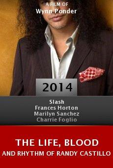 Ver película The Life, Blood and Rhythm of Randy Castillo