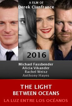 Watch The Light Between Oceans online stream