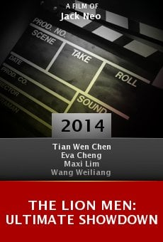 Ver película The Lion Men: Ultimate Showdown