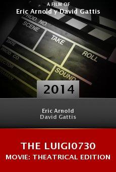 Watch The Luigi0730 Movie: Theatrical Edition online stream