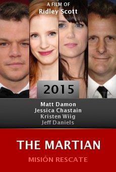 Watch The Martian online stream