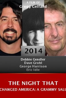 Ver película The Night That Changed America: A Grammy Salute to the Beatles