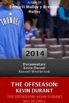 Watch The Offseason: Kevin Durant online stream