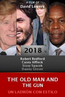 Ver película The Old Man and the Gun
