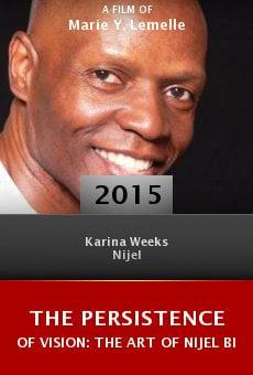 The Persistence of Vision: The Art of Nijel Binns online