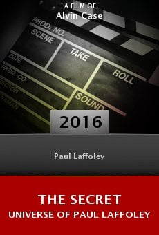 The Secret Universe of Paul Laffoley Online Free