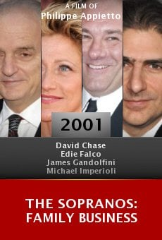 The Sopranos: Family Business online free