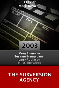The Subversion Agency online free