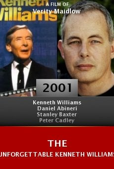 The Unforgettable Kenneth Williams online free