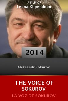 The Voice of Sokurov online free
