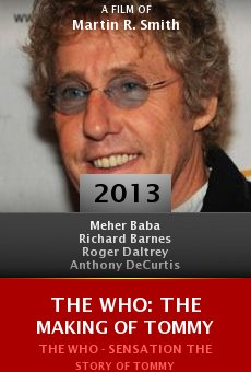 Ver película The Who: The Making of Tommy