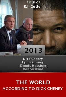 Watch The World According to Dick Cheney online stream
