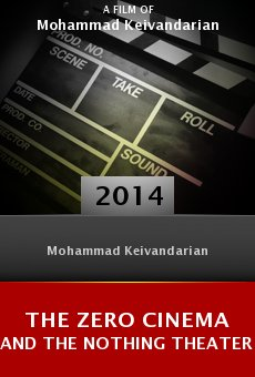 The Zero Cinema and the Nothing Theater online