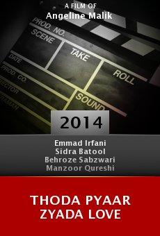 Thoda Pyaar Zyada Love online free