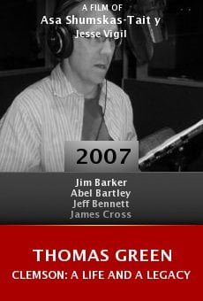 Thomas Green Clemson: A Life and a Legacy online free