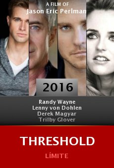 Ver película Threshold