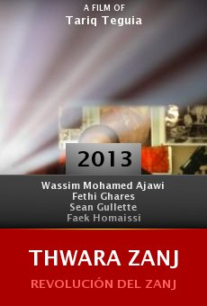 Ver película Thwara Zanj