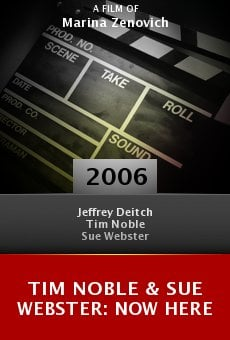 Tim Noble & Sue Webster: Now Here online free