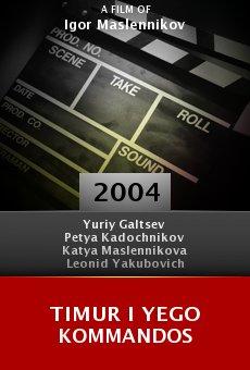 Timur i yego kommandos online free
