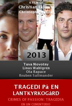 Ver película Tragedi på en lantkyrkogård