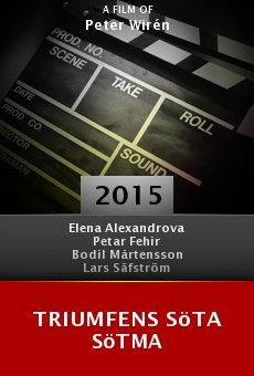 Ver película Triumfens Söta Sötma