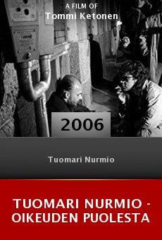 Tuomari Nurmio - oikeuden puolesta online free