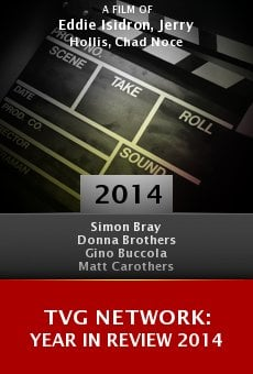 TVG Network: Year in Review 2014 online free