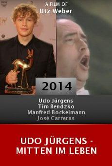 Ver película Udo Jürgens - Mitten im Leben