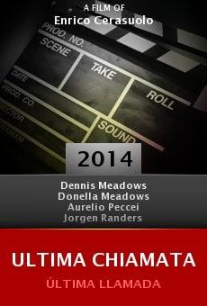 Ver película Ultima Chiamata