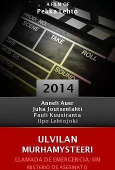 Watch Ulvilan murhamysteeri online stream