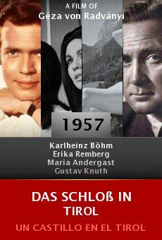 Ver película Un castillo en el Tirol