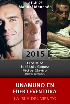 Watch Unamuno en Fuerteventura online stream