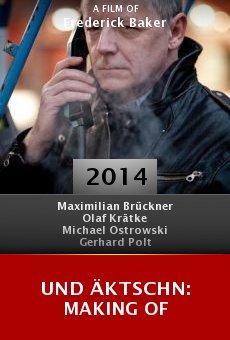 Ver película Und Äktschn: Making of