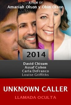 Watch Unknown Caller online stream