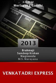 Ver película Venkatadri Express