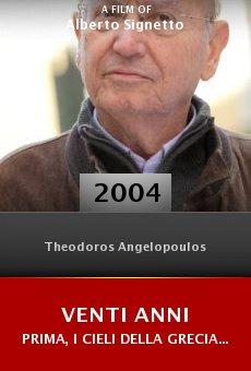 Venti anni prima, i cieli della Grecia... online free