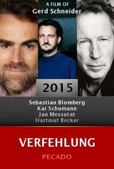 Ver película Verfehlung