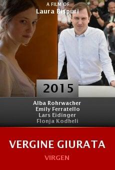Ver película Vergine giurata